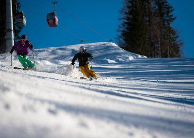 Schifahren am Semmering ©WA Claudia Ziegler